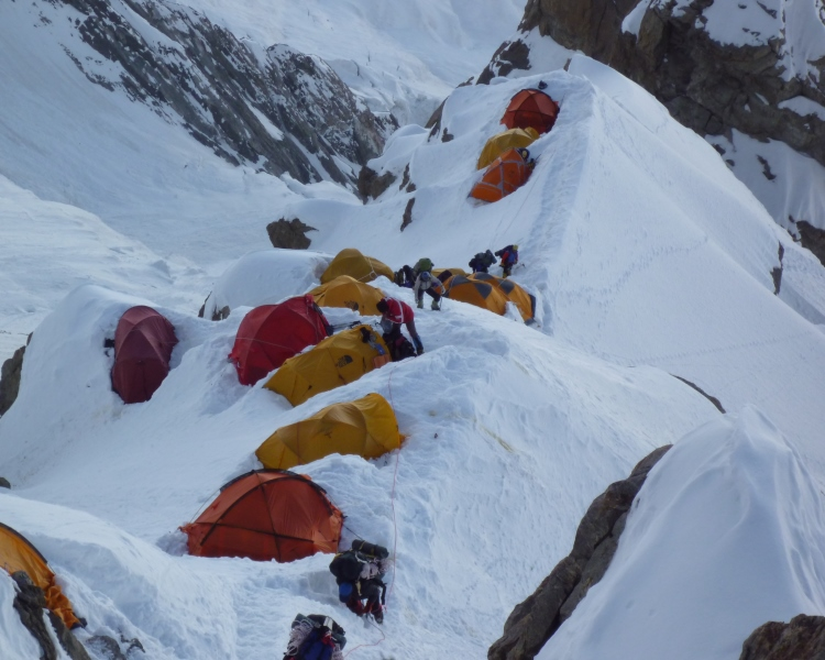 Foto Hans Goger Expedition Nanga Parbat